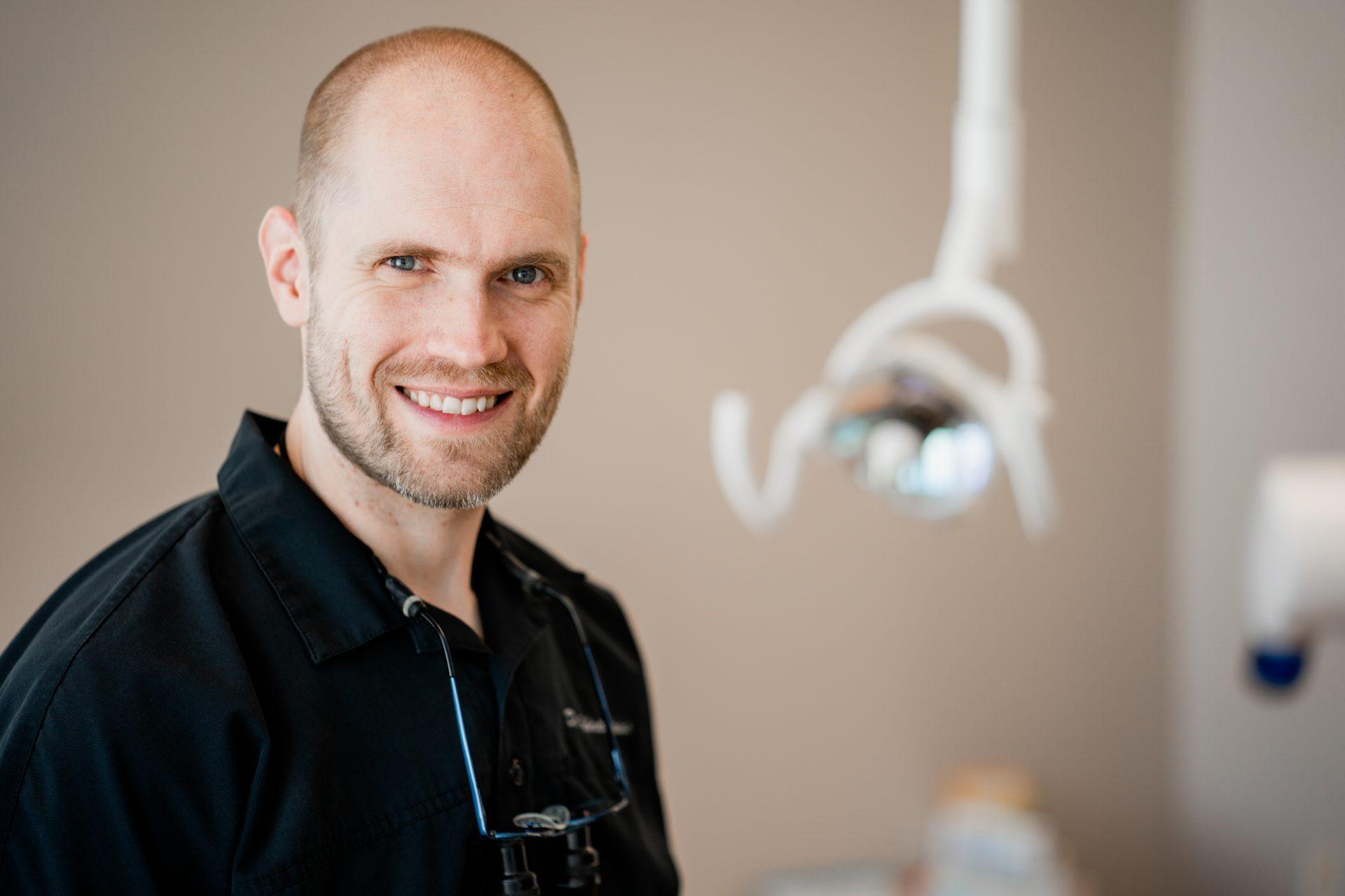 Dr Gabriel Leduc, dentiste